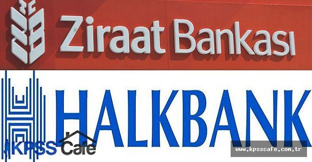 Ziraat ve Halk Bankası çalışanları şikayette bulundu