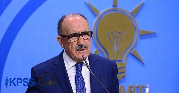 AK Parti'de kongre 12 Eylül'de