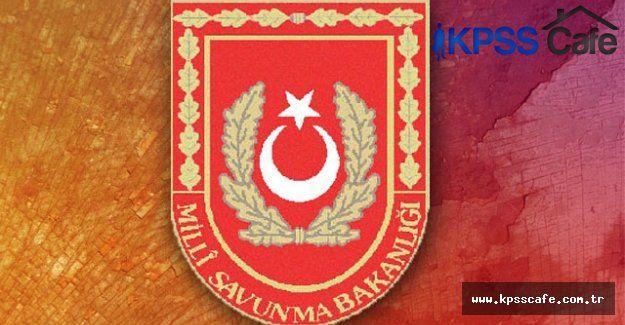 Milli Savunma Bakanlığı Daimi 131 İşçi Alınacağını Duyurdu
