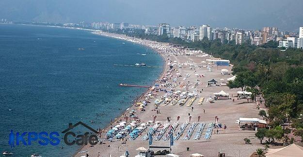 'Temiz plajda dünya ikincisiyiz'