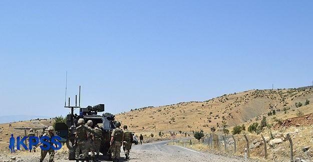 Siirt'te hain saldırı: 8 asker şehit