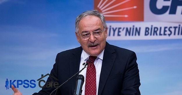 'CHP kurulacak bir seçim hükümetinde yer almayacak'