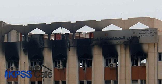 Aden'de valilik binasına saldırı: 4 ölü