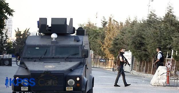 İstanbul'daki polis merkezine saldırı