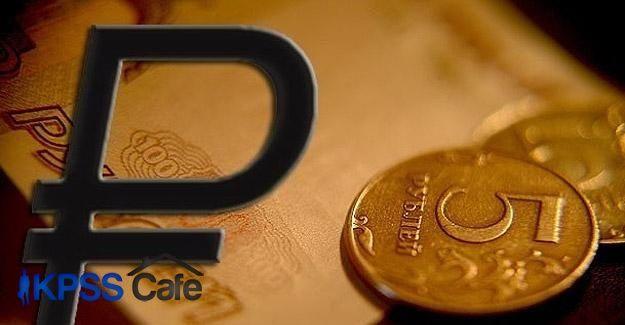 Rus rublesi değer kaybetti