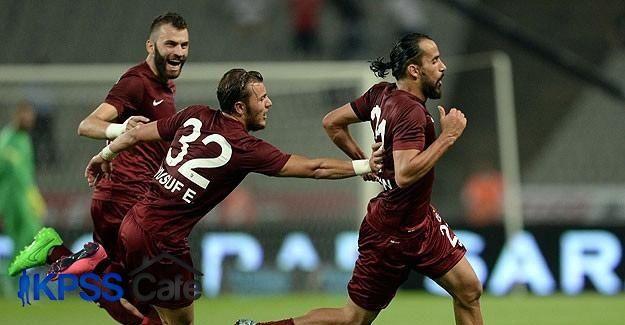 Trabzonspor yerli golcüleriyle güldü