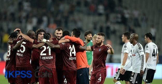 Süper Lig'de 3 takım puan kaybetmedi