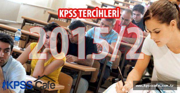 KPSS Soru Kitapçığı ve KPSS Soruları Görüntüleme - KPSS Tercihleri