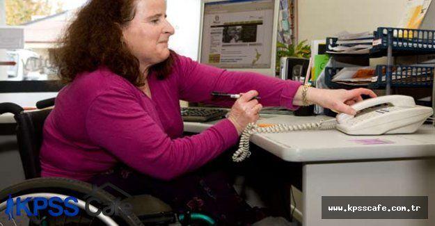 Malulen Emeklilik için Yüzde 60 Engelli olmak yeterli