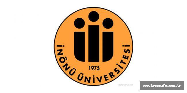 İnönü Üniversitesi Öğretim Elemanı Alacak