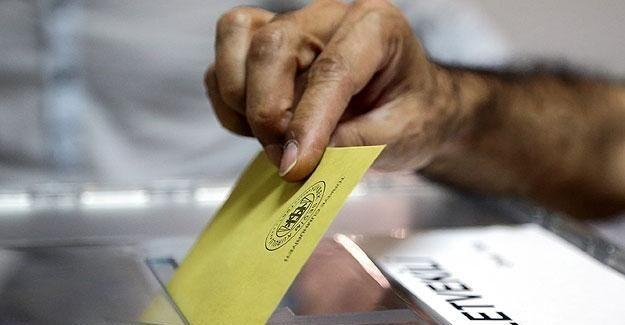 Yurt dışında oy verme 8 Ekim'de başlayacak