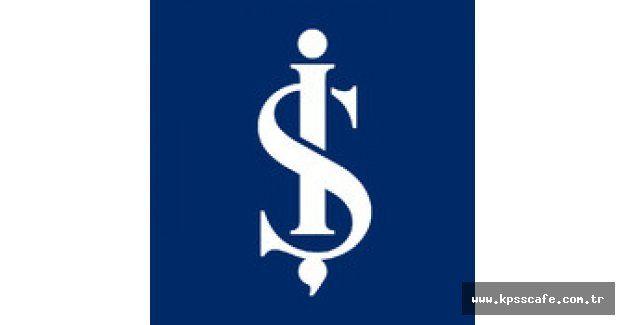İş Bankası Memur Alım İlanları 2015 Personel Alımı