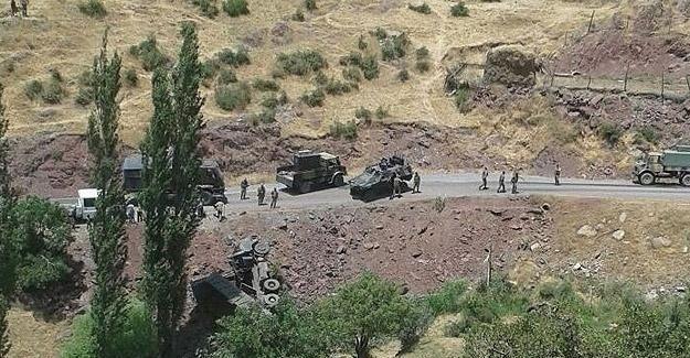 Muş'ta uzman çavuşlar kaza yaptı: 2 şehit