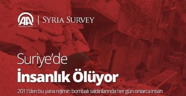 'Syria Survey' yayına başladı