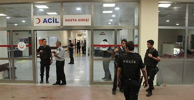 Şanlıurfa'da polislere terör saldırısı