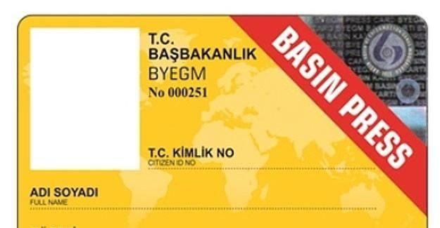 TGC ve TGS Basın Kartları Komisyonu'ndan çekildi