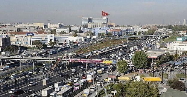 İstanbul'da bazı yollar trafiğe kapatılacakekip