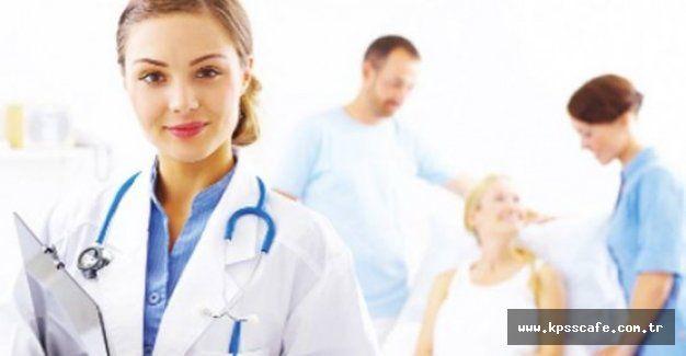 Sağlık Personeli Alımları - 2015 Eleman Alım