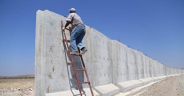 'Sınır güvenliğine 203 milyon lira aktarıldı'