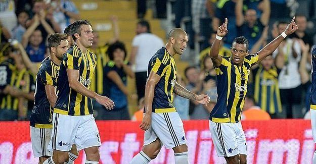 Fenerbahçe 3 puanı son saniyede aldı