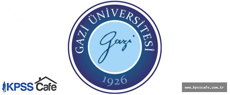 Gazi Üniversitesi, 8 sözleşmeli hemşire alacak