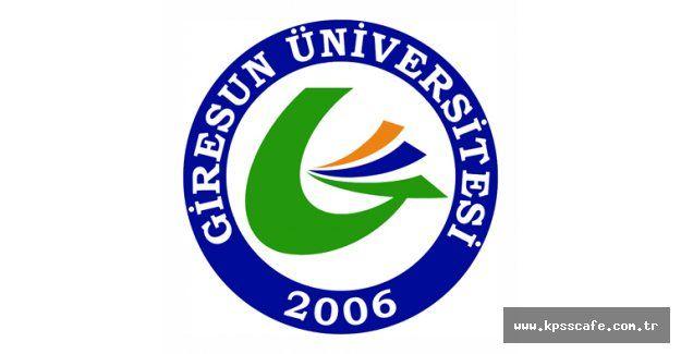 Giresun Üniversitesi öğretim üyesi alacak