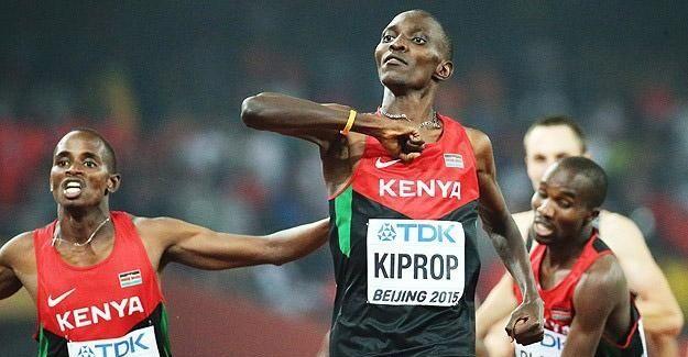 Atletizme Kenya damgası