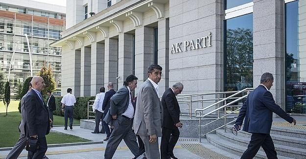AK Parti'de milletvekili aday adaylığı heyecanı