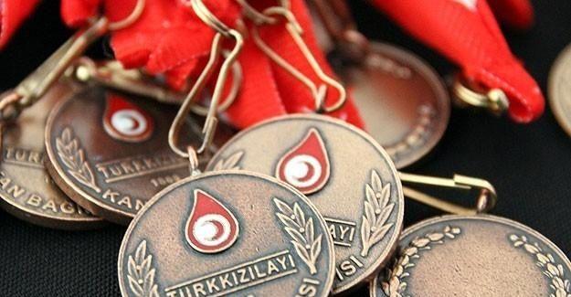 Madalyalı kan bağışçı sayısı 79 bine ulaştı