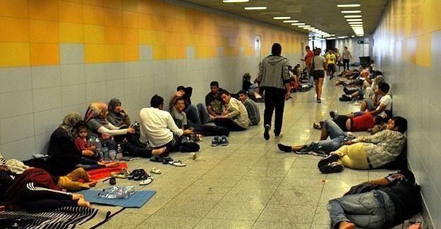 Kaçak göçmenleri Avusturya'ya getirenler cezalandırılacak