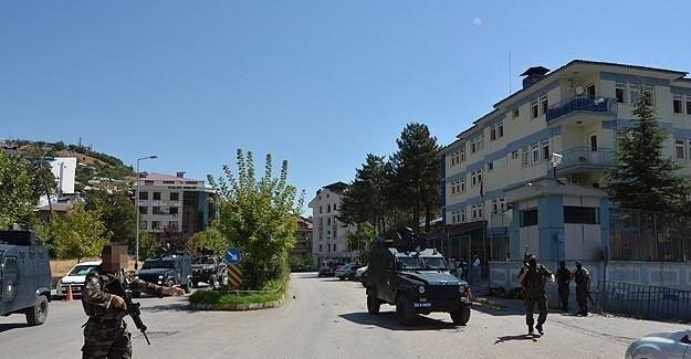 Tunceli'deki silahlı saldırıya siviller de tanıklık etti