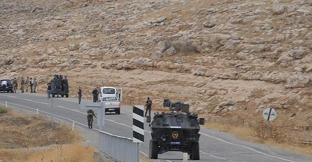 Diyarbakır'da terör saldırısı: 2 polis şehit