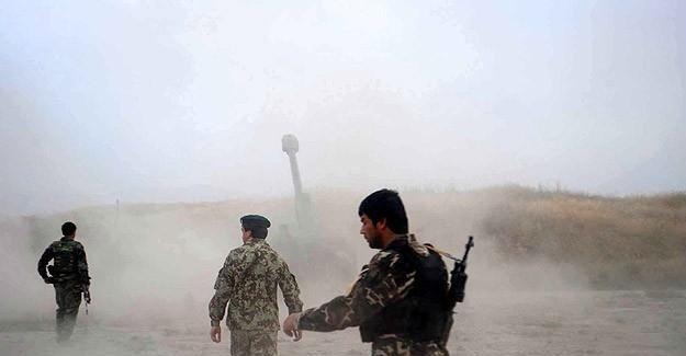 Afganistan'da 37 Taliban militanı öldürüldü
