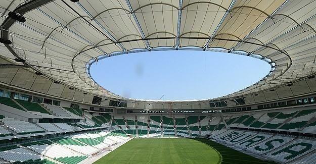 'Timsah Arena'nın açılış tarihi ertelendi