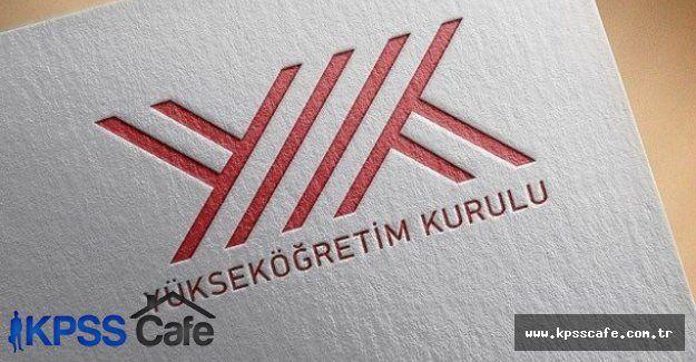 ÖYP 2015 Güz Dönemi lisansüstü tercih sonuçları açıklandı