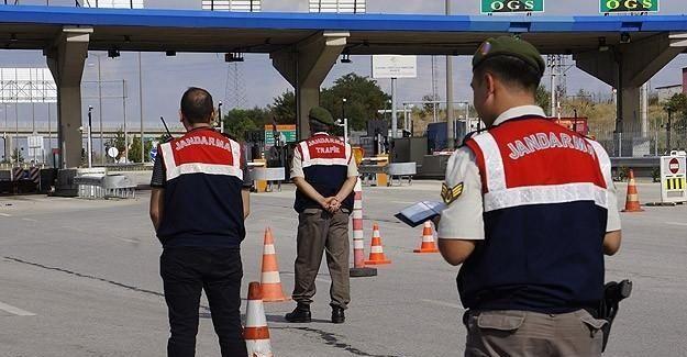 Jandarmadan 24 saat sığınmacı nöbeti