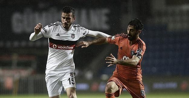 Beşiktaş'ın Medipol Başakşehir'e şansı tutmuyor