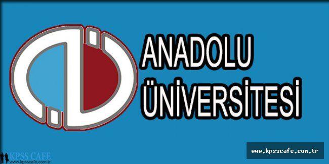 Anadolu Üniversitesi Öğretim Üyesi Alacak