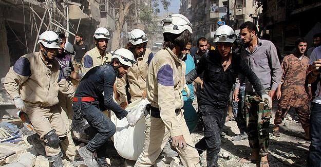 Halep'teki saldırılarda 2 günde 67 kişi öldü