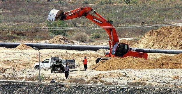Mısır Gazze'nin can damarı tünelleri suyla dolduruyor