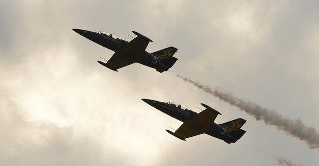 Rusya'nın Suriye'ye savaş uçağı gönderdiği iddia edildi
