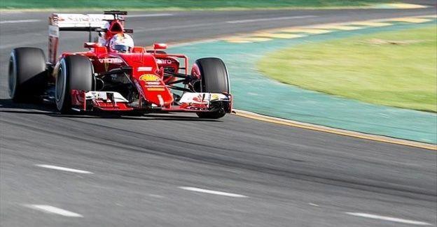 Ferrari 3 yıl sonra