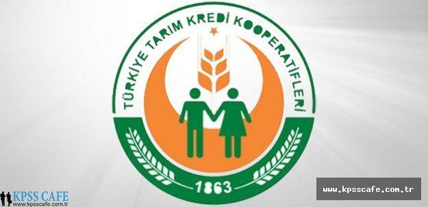 Tarım Kredi Kooperatifleri Ziraat Mühendisi Ve Kooperatif Görevlisi Kadrolarına 46 Personel Alımı Yapıyor