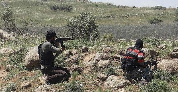 Yeni Suriyeli Güçler'e bağlı 70 kişi Suriye'ye giriş yaptı