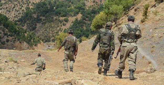 Askere gelecek kurşun bize gelsin