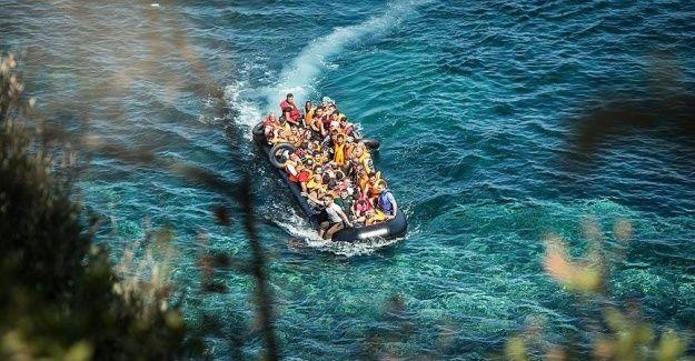 Ege Denizi bu yıl 224 sığınmacıya mezar oldu