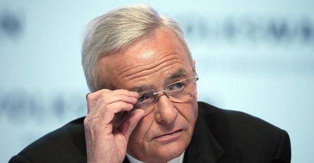 VW CEO'su istifa etti
