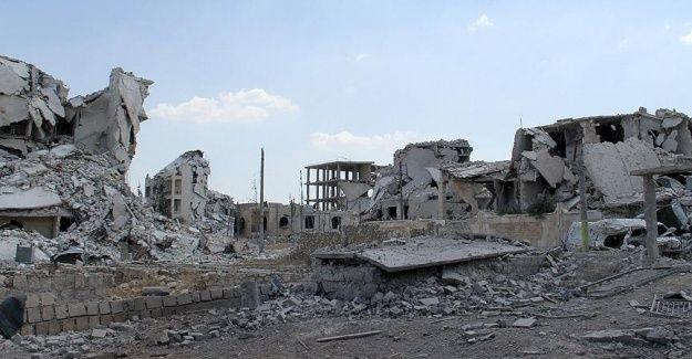 Esed çocuk parkını bombaladı: 15 ölü