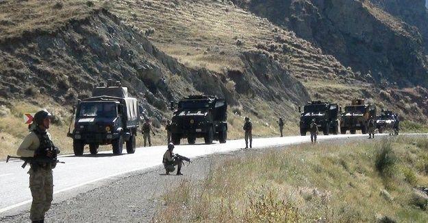 'Bingöl'deki saldırıyı gerçekleştiren terörist grup ölü ele geçirildi'