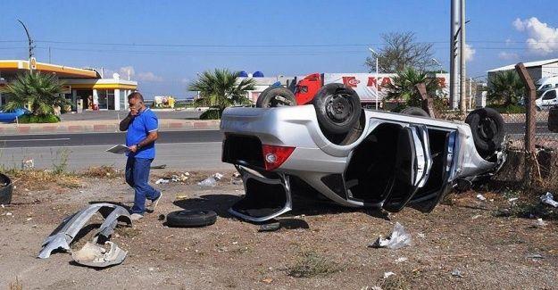 Bayram tatilinde trafik kazaları 102 can aldı